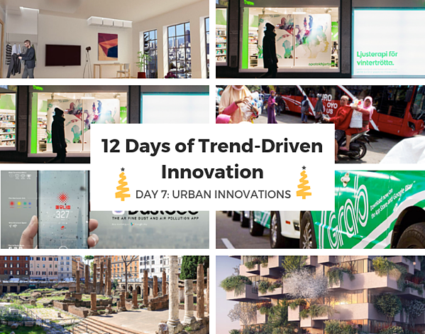 12 days of trend-driven: Urban Innovations.png