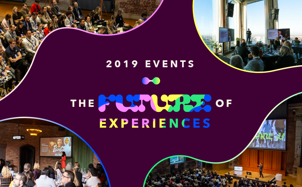 The Future of Experiences: Live Stream