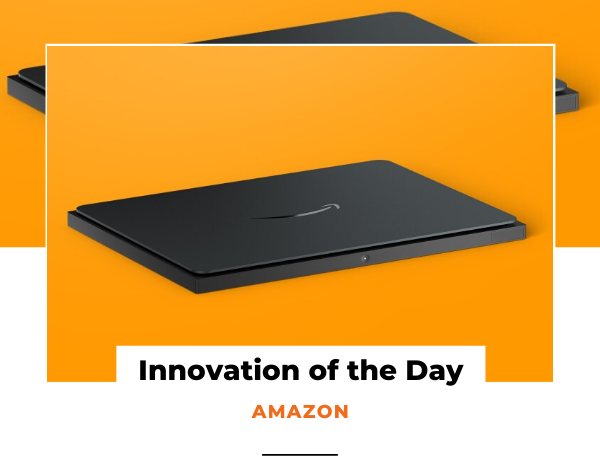 Innovation of the Day AMAZON