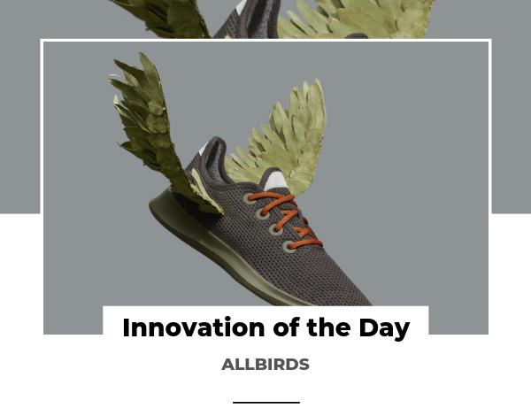 Innovation of the Day Allbirds
