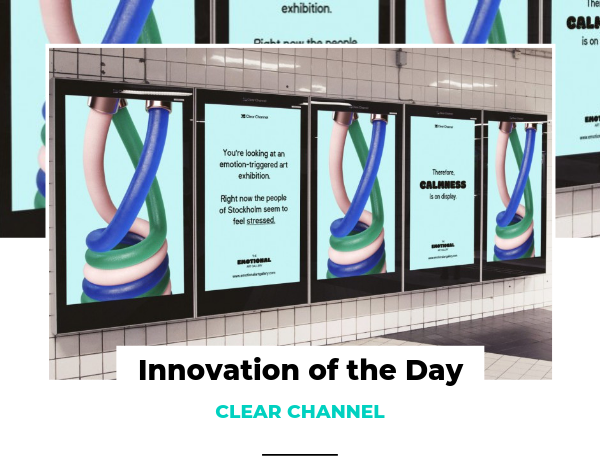 Innovation of the Day Clear Channel