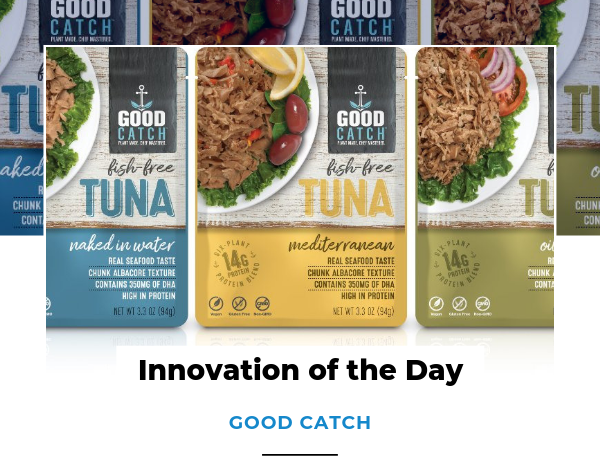 Innovation of the Day | Good Catch