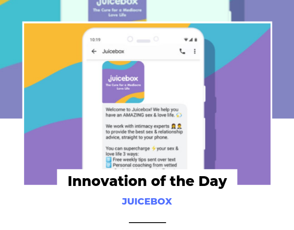 Innovation of the Day JuiceBox