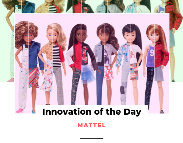 Innovation of the Day Mattel-1-1