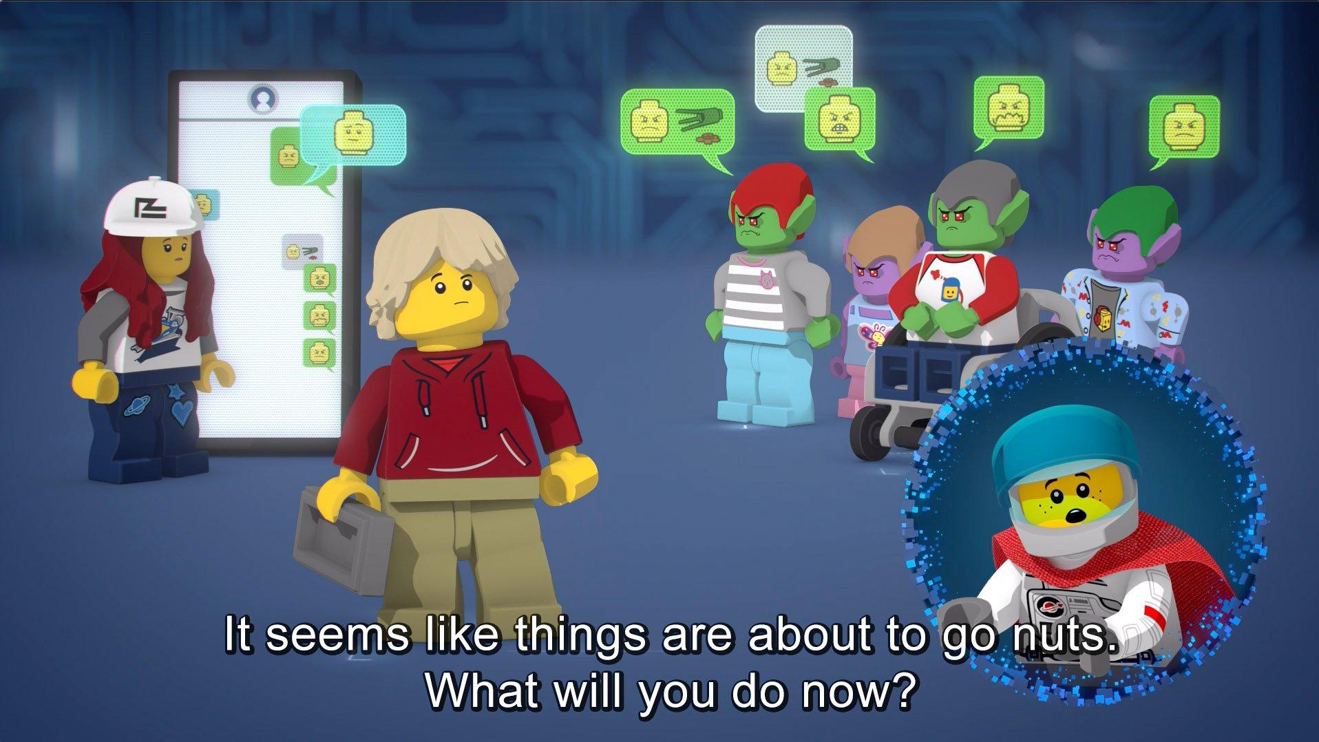 LEGO screenshot