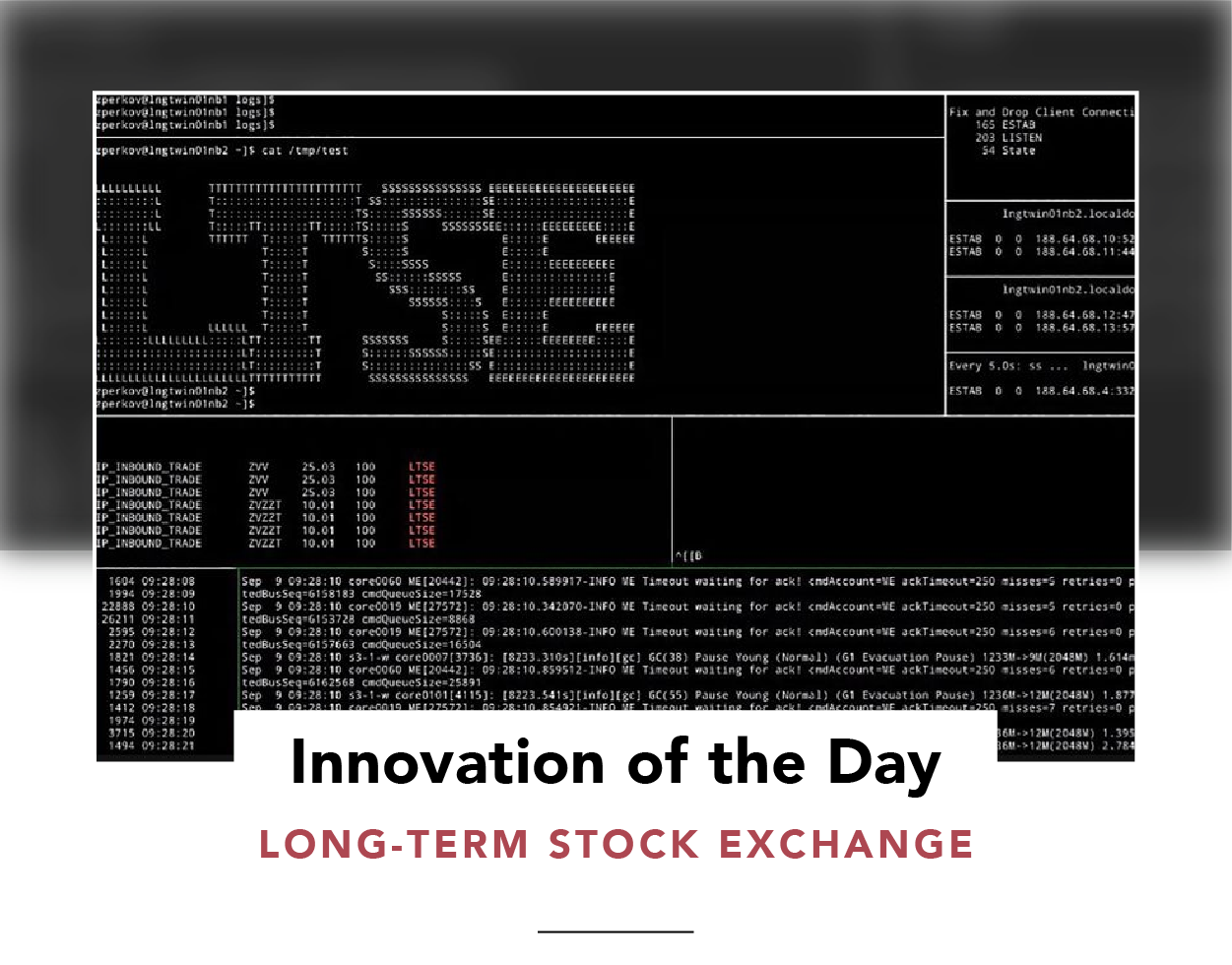 LONG-TERM STOCK EXCHANGE 2-04