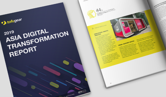 The 2019 Asia Digital Transformation Report