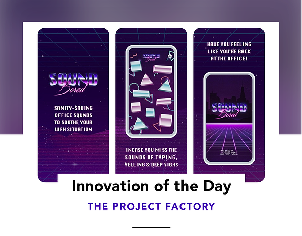 The Project Factory
