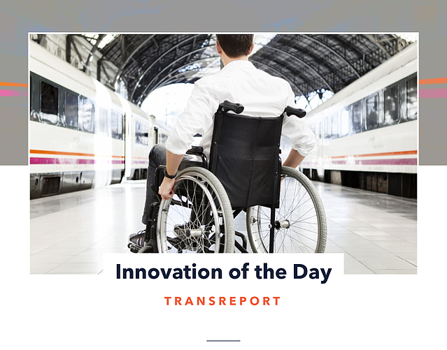 An Innovation for Disabled Rail Travelers