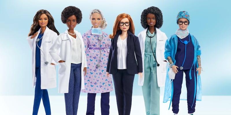 barbie-scientists