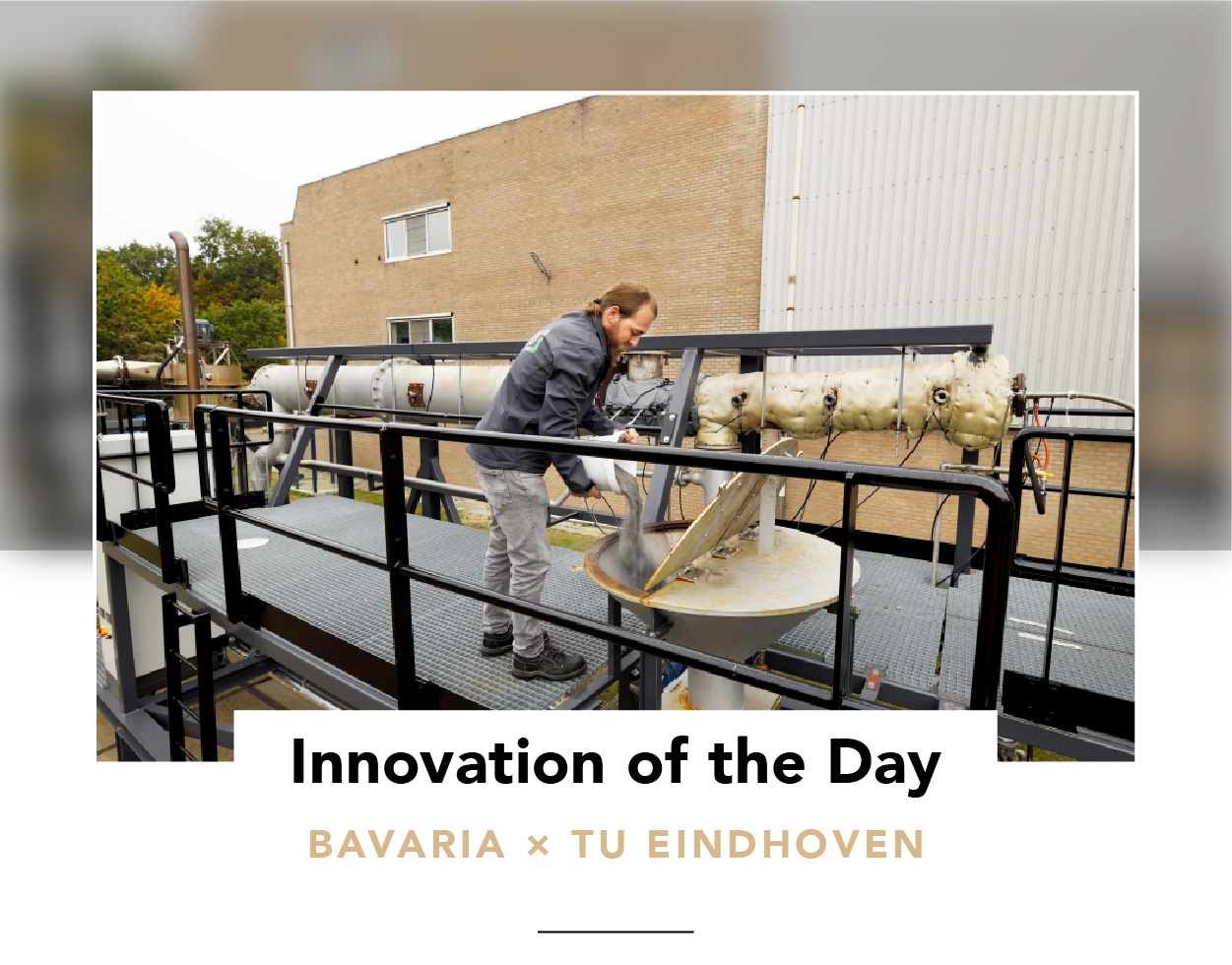 Innovation of the Day | Dutch brewer burns iron as new, circular fuel for making beer