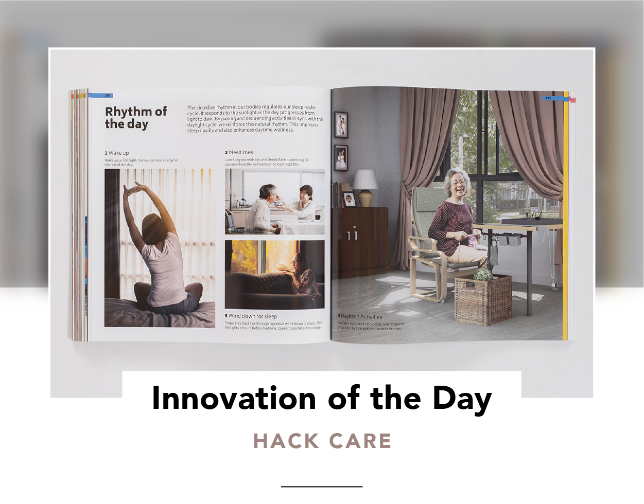 Innovation of the Day   IKEA-style catalog of DIY hacks to create a dementia-friendly home