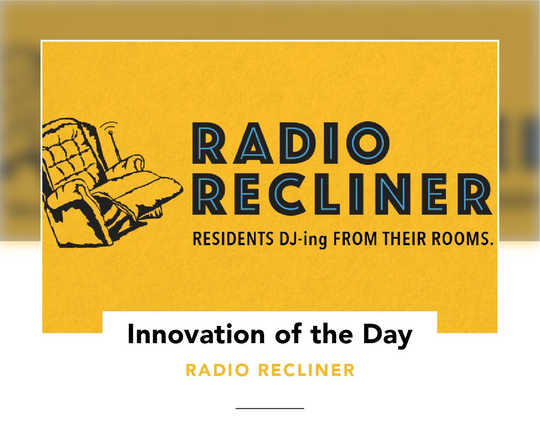 RADIO RECLINER 2-04