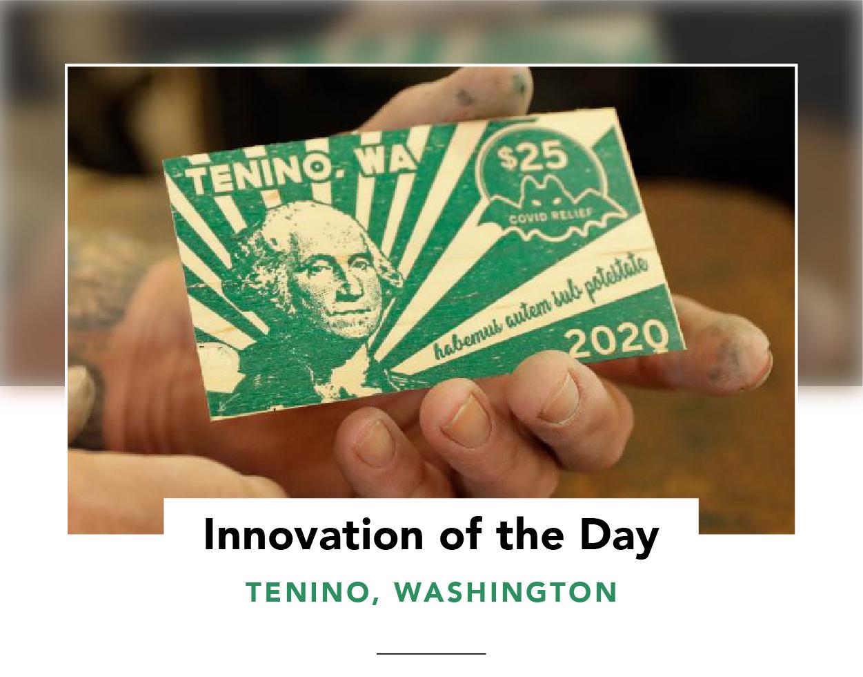 TENINO, WASHINGTON  2-04