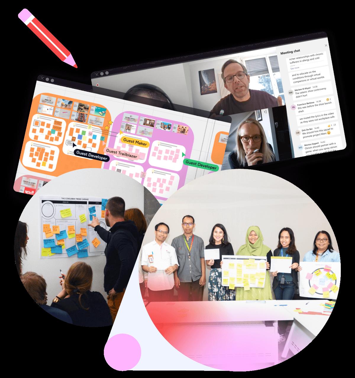 TrendWatching Academy-organisations-bespoke