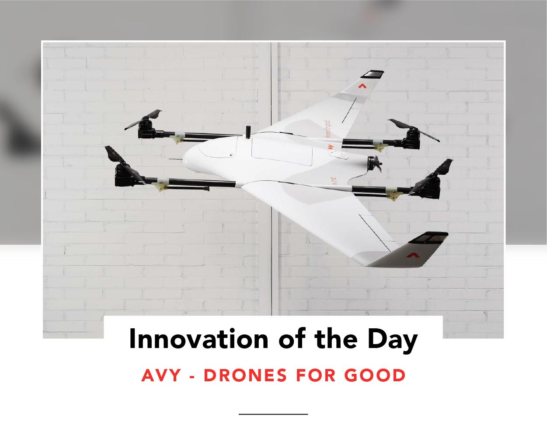 Avy's Aera drone