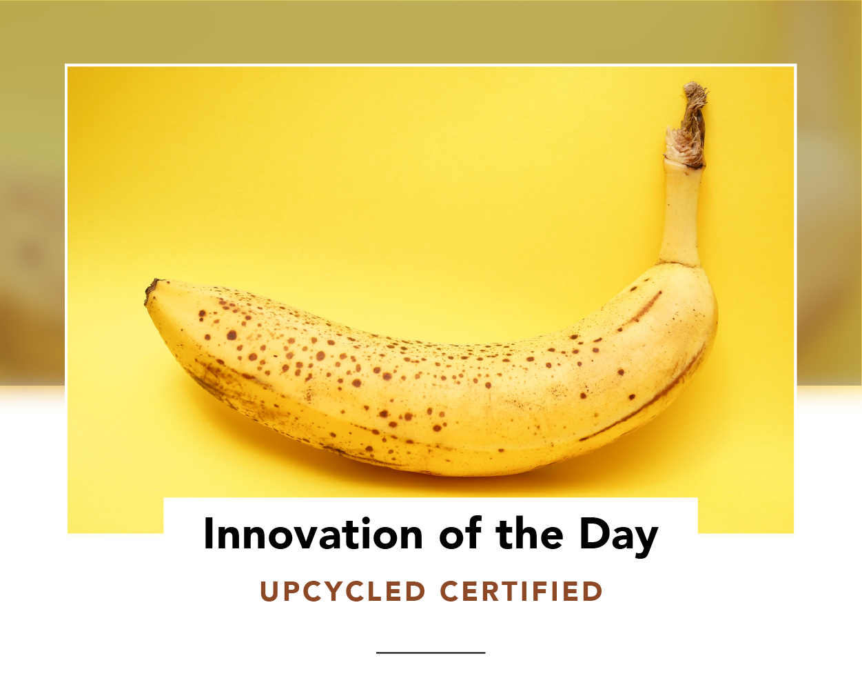 A browning banana